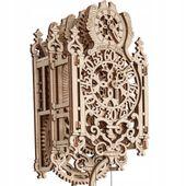 ZEGAR KRÓLEWSKI Mechaniczne Puzzle 3D Drewniane Wooden City
