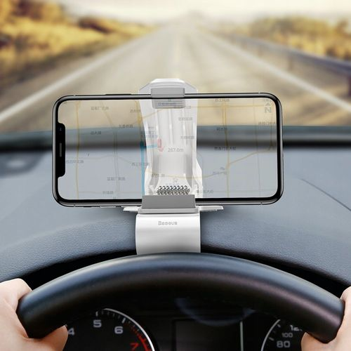 Baseus uchwyt samochodowy z klipsem na deskę GPS na Arena.pl