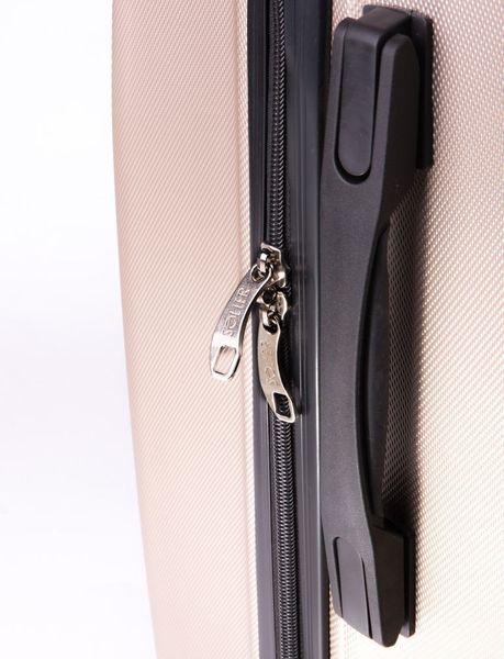 Kabinowa walizka podróżna ABS czerwona S Ryanair Wizzair zdjęcie 3