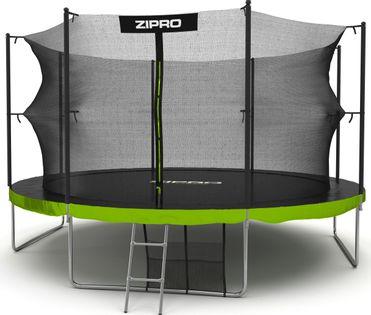 Zipro Trampolina ogrodowa z siatką wewnętrzną 14FT 435cm