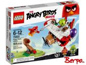 LEGO® 75822 The Angry Birds Movie- Atak samolotem świnek