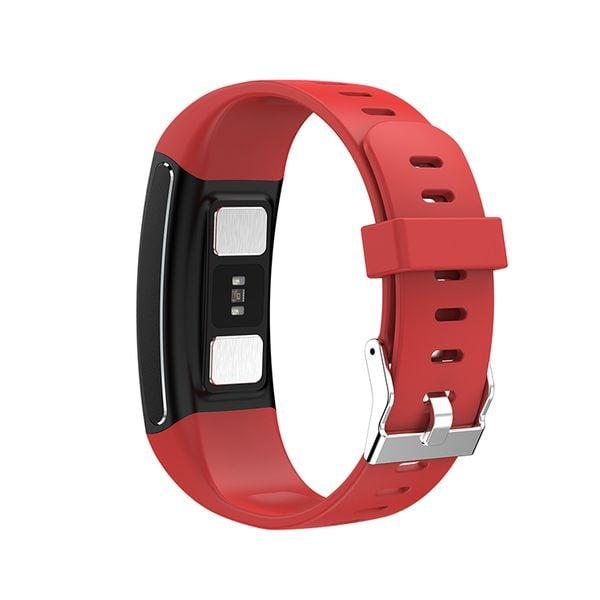 Watchmark WT1 Opaska Zdrowia Smartwatch Kroki EKG na Arena.pl