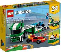 LEGO 31113 CREATOR Laweta z wyścigówkami p6