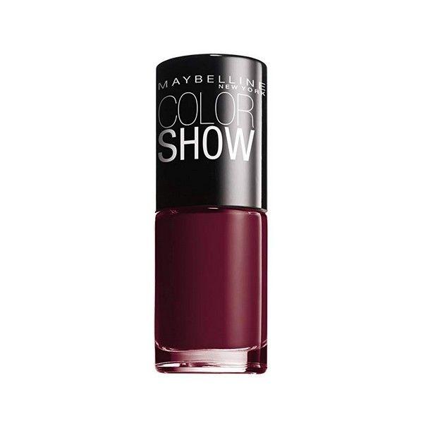 lakier do paznokci Color Show Maybelline 357 - burgundy kiss zdjęcie 6