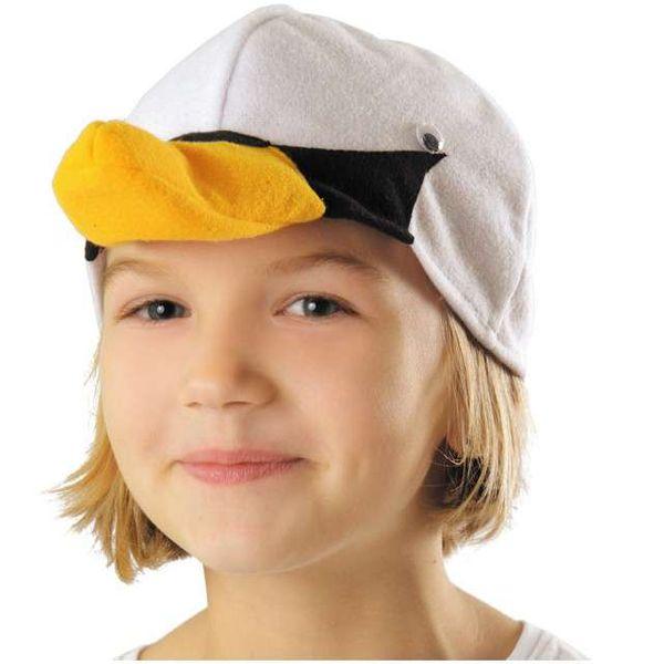 CZAPKA ŁABĘDŹ brzydkie kaczątko strój ŁABĘDZIA zdjęcie 1
