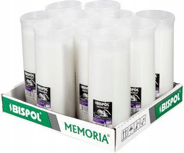 Wkłady do zniczy parafinowe BISPOL P700 120H 10szt.