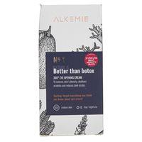 Alkemie Nature is Better than botox Krem na okolice oczu - 15 ml