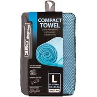 RĘCZNIK COMPACT  TOWEL M- 45 x 80 cm