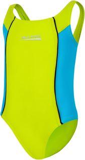 Kostium pływacki LUNA roz. 104-128 cm Rozmiar - Stroje dziecięce - 104, Kolor - Luna - 82 - zielony / morski