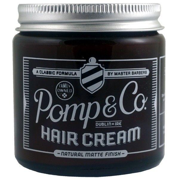 Matowa Pasta do włosów - Hair Cream - 113g - Pomp & Co zdjęcie 1