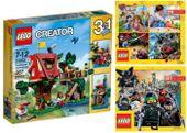 LEGO CREATOR 31053 DOMEK NA DRZEWIE + 2 KATALOGI LEGO