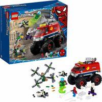LEGO Monster truck Spider Man VS Mysterio 76174