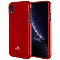 Mercury Jelly Case Etui do Motorola Moto E6 Play czerwony