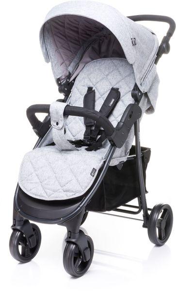 Wózek spacerowy 4baby Rapid regulowane oparcie 2019 zdjęcie 6