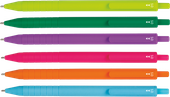 Długopis SWIFT COLOR wkład jasnoniebieski PATIO (66303PTR)