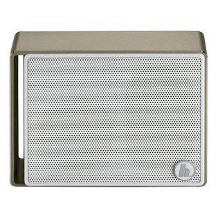 Głośnik Bluetooth mobilny Hama Pocket Steel złoty