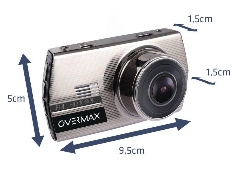 Kamera Samochodowa OVERMAX CAMROAD 4.7 FULLHD 32GB zdjęcie 2