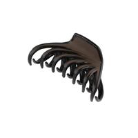 Klamra do włosów brąz 6,8 cm