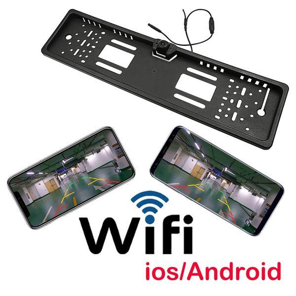 Kamera Cofania WiFi bezprzewodowa w ramce iOS HD na Arena.pl