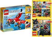 LEGO CREATOR 31047 ŚMIGŁOWIEC + 2 KATALOGI LEGO