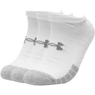 Skarpety Under Armour Heatgear UA NS białe 1346755 100