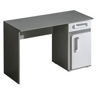 APETITO _09 biurko 120 antracyt / biały