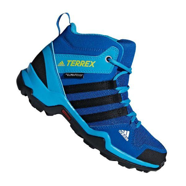 Buty adidas Terrex AX2R Mid Cp Jr BC0673 r.38
