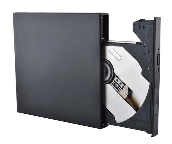Zewnętrzny napęd CD-R/RW/DVD-ROM USB nagrywarka CD zdjęcie 4