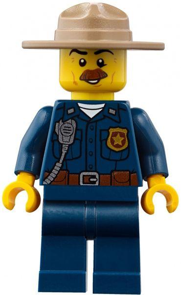 Lego City Górski Posterunek Policji Arenapl
