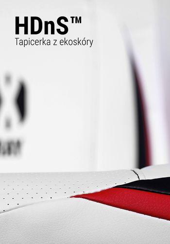 FOTEL gamingowy BIUROWY dla GRACZA obrotowy DIABLO X-RAY Kids (S) na Arena.pl