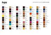 Farba do SKÓR ekoSkór 500ml Kaps  - 115-ciemny szary