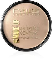 Eveline Art Professional Make-up Puder prasowany nr 34 medium beige  14g
