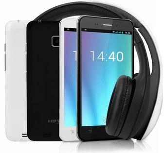 Smartfon Overmax Vertis 4011 YOU Music + SŁUCHAWKI