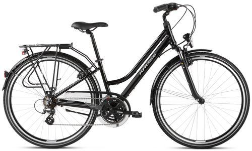"""Kross Trans 2.0 28 M 17"""" rower czarny/szary połysk 12 na Arena.pl"""