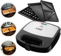 Opiekacz Grill Gofrownica Russell Hobbs 24540-56 750W