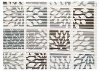 Mata łazienkowa antypoślizgowa SLOANE 65 x 45 cm pianka PVC wz. 1 kwadraty szary brąz grafit krem