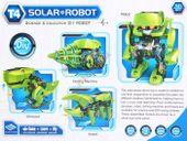 Solarny Dinozaur 4w1 Zabawka edukacyjna ZA1082 zdjęcie 9