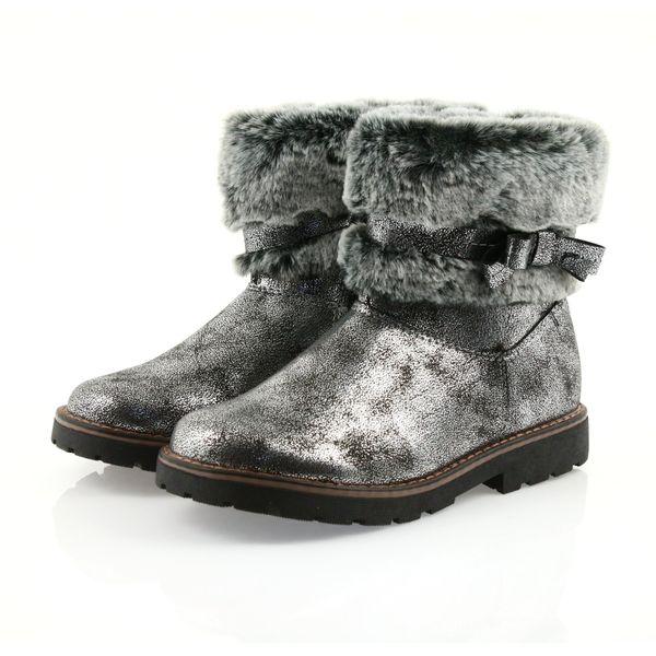 American kozaki buty zimowe z futerem 17042 r.31 zdjęcie 5
