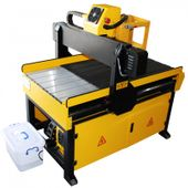 FREZARKA PLOTER CNC 6090 GRAWERKA 3kW z170mm MACH3 zdjęcie 4