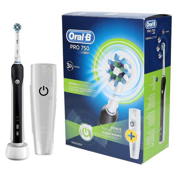 Szczoteczka elektryczna ORAL-B Vitality 3D WHITE zdjęcie 1