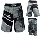 SPODENKI SPORTOWE MMA MUAY THAI TRENINGOWE SAMURAJ L (XL)