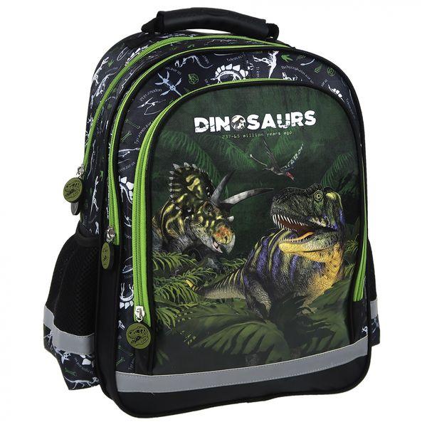 Plecak szkolny DINOZAUR (PL15BDN11) zdjęcie 1