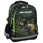 Plecak szkolny DINOZAUR (PL15BDN11)