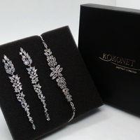 Komplet ślubny SPOSA silver + JANICE silver
