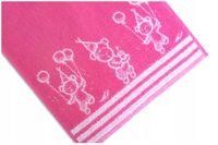 Ręcznik dla dzieci 40x60 Kids Happy Toys Róż Greno