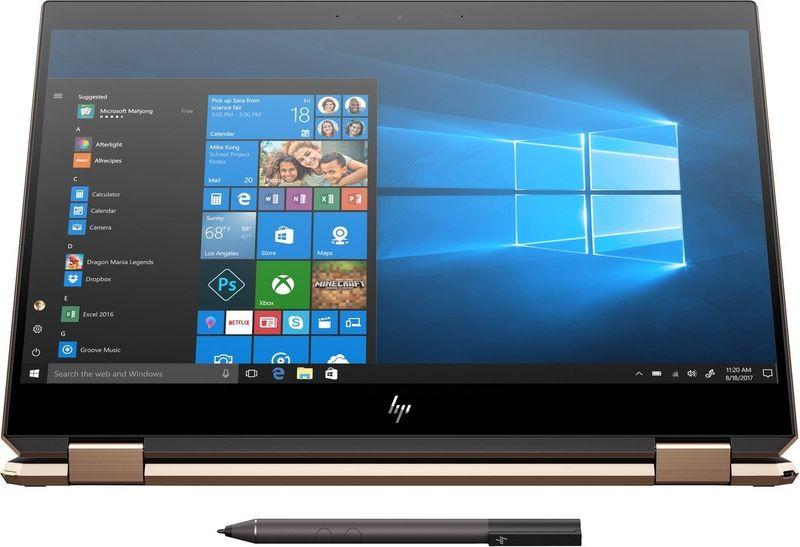 HP Spectre 15 x360 4K i7-8750H 1TB SSD GTX 1050 Ti na Arena.pl