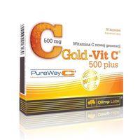 Olimp - Gold Vit C 500 plus (PURE WAY) - 30 kaps