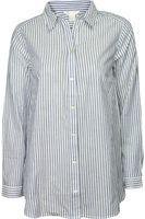 H&M Luźna Koszula w Paski - 36 / S