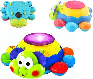 Uciekająca INTERAKTYWNA zabawka dla maluszka złap DOGONIĘ CIĘ X44