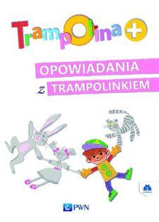 Trampolina+ Opowiadania z Trampolinkiem + 2CD Piotrowska Urszula